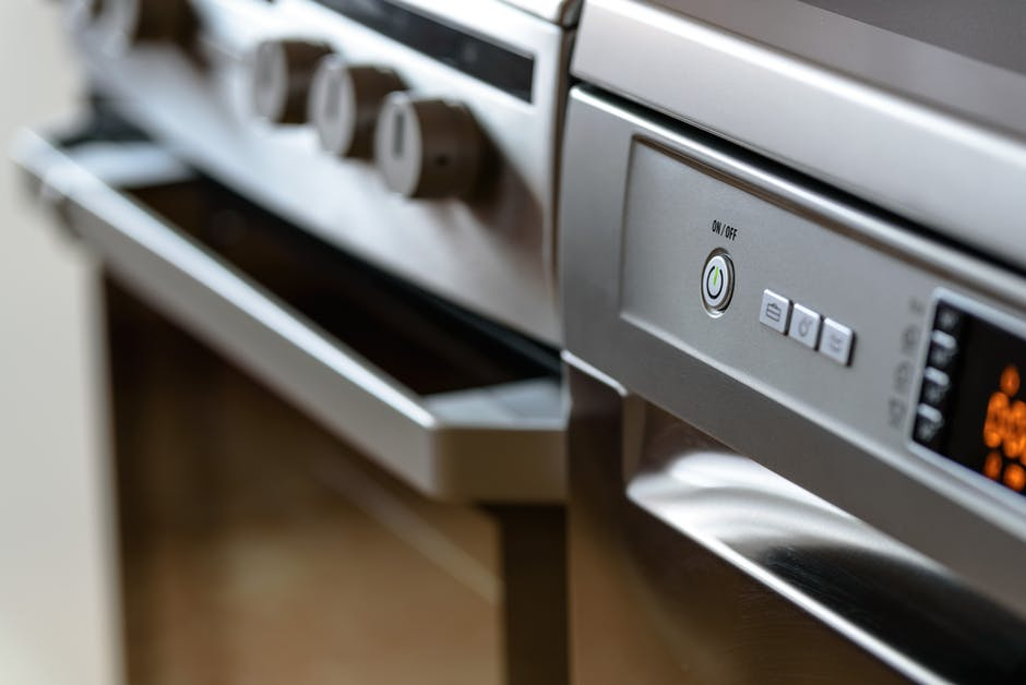Even if guests don't cook - a clean kitchen is important!