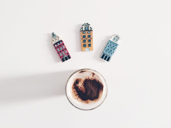 Coffee and Homes