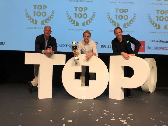 2019 TOP Swiss Startup Awards