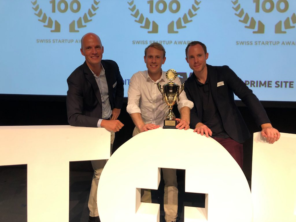 GuestReady wins Public Vote at the TOP 100 Startup Awards