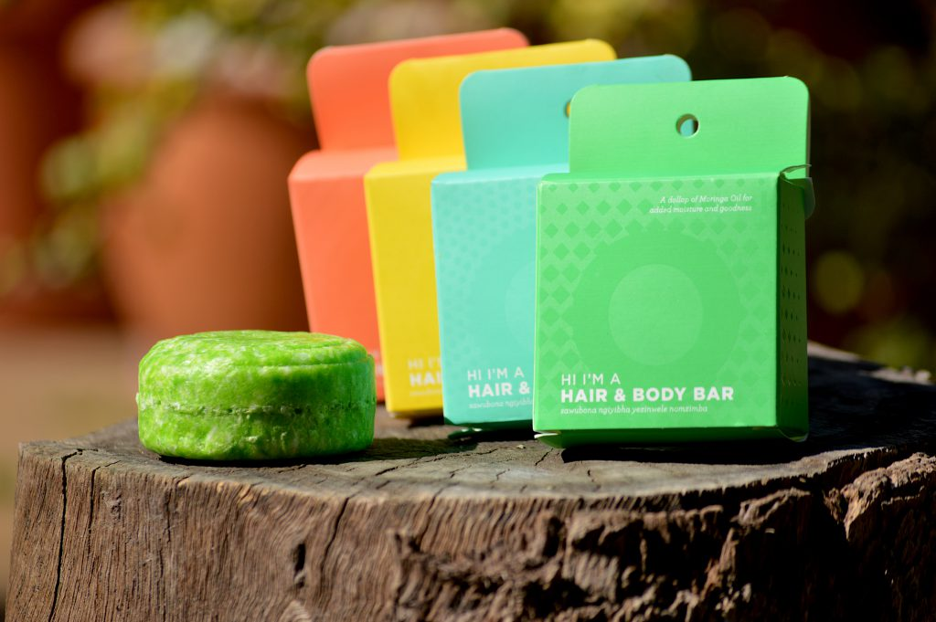 Eco Packing - Soap Bars