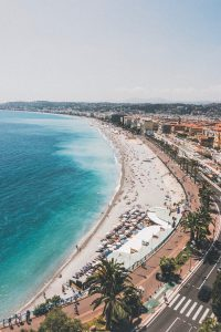 Beach - Cannes, France