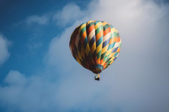 Fresh Air - Hot Air Balloon